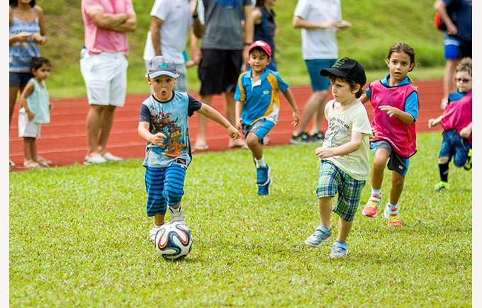 DCA Family Sports Day 2016