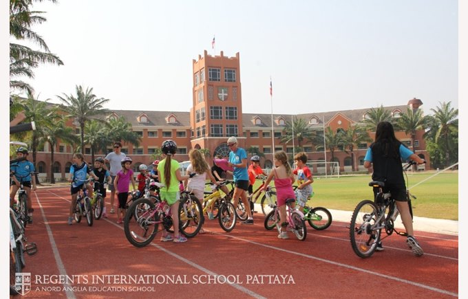 Sports Facilities | Regents International School Pattaya