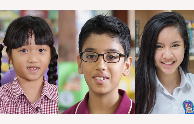 All Three NAE BISHCMC Creative Writing Winners