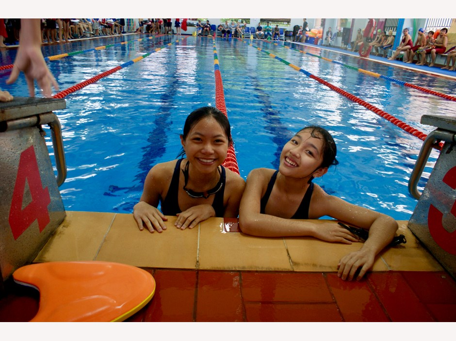 BIS HCMC Invitational Swim Meet 1