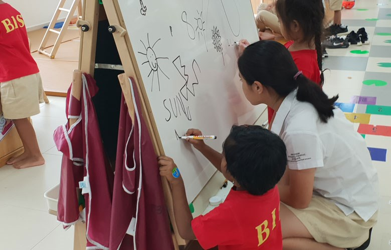Week Without Walls - Primary Visits BIS HCMC
