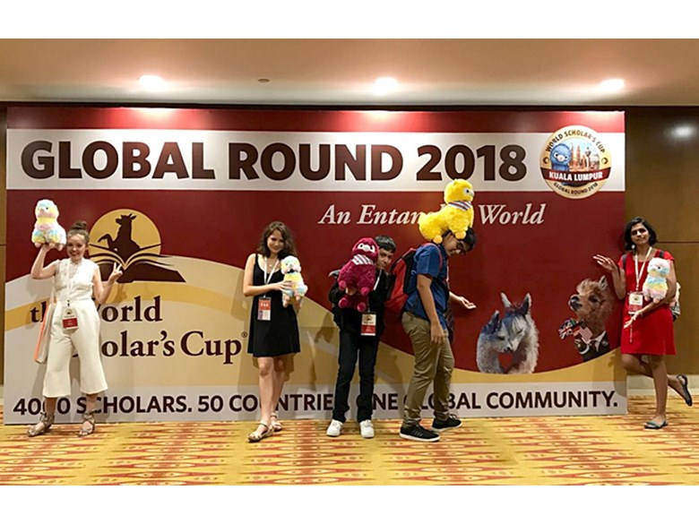 World Scholar's Cup Global Round