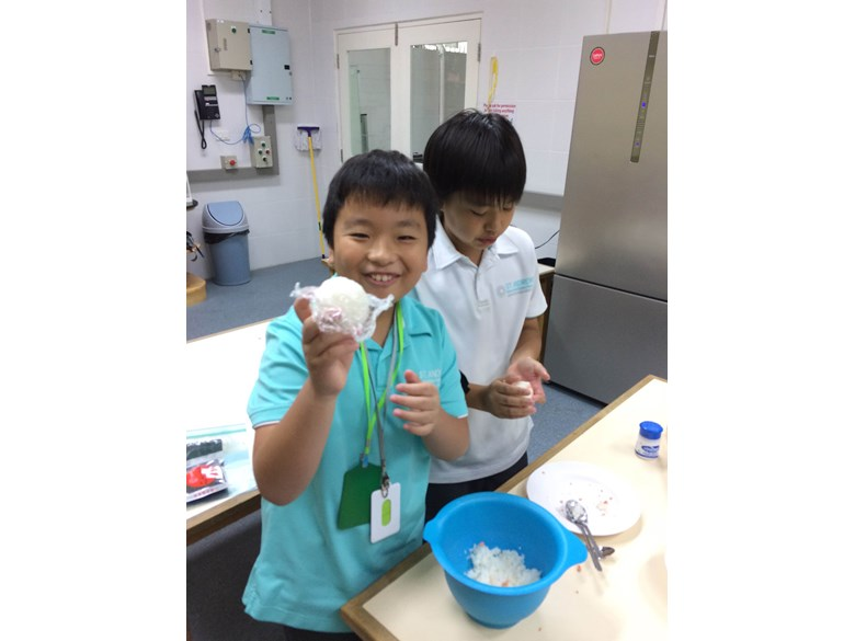 Onigiri Action (Sustainability Week)