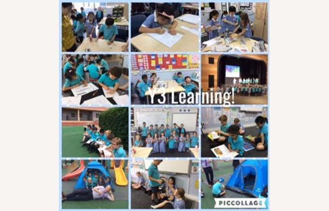 Year 3 Learning