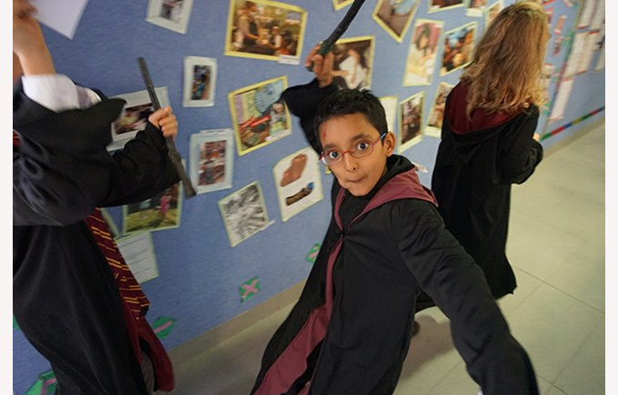 Harry Potter Day - 2 Feb 2016