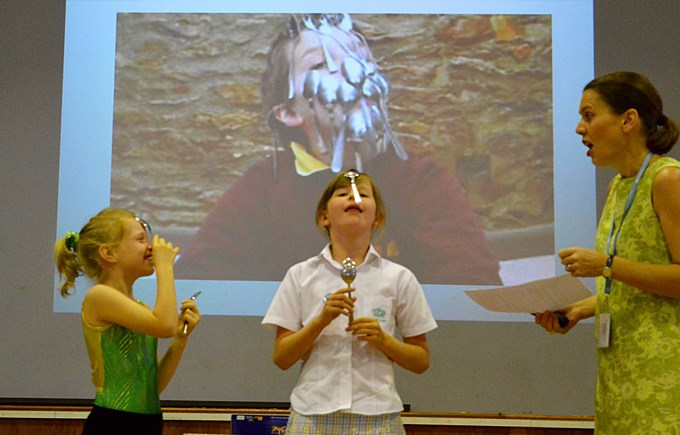Upper Primary Assembly - Setting and Achieving Goals