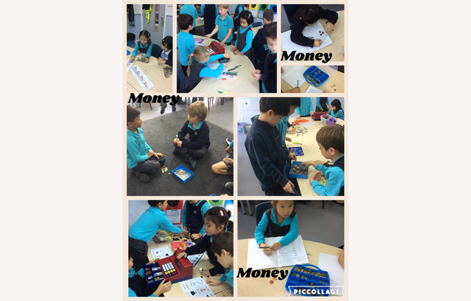 Money, money, money in Year 2