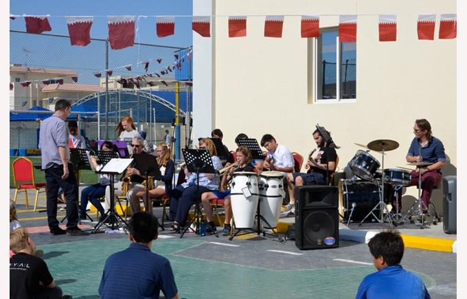 International School in Qatar