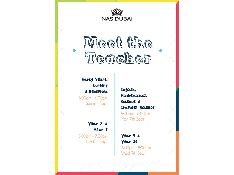 Meet the Teachers 02