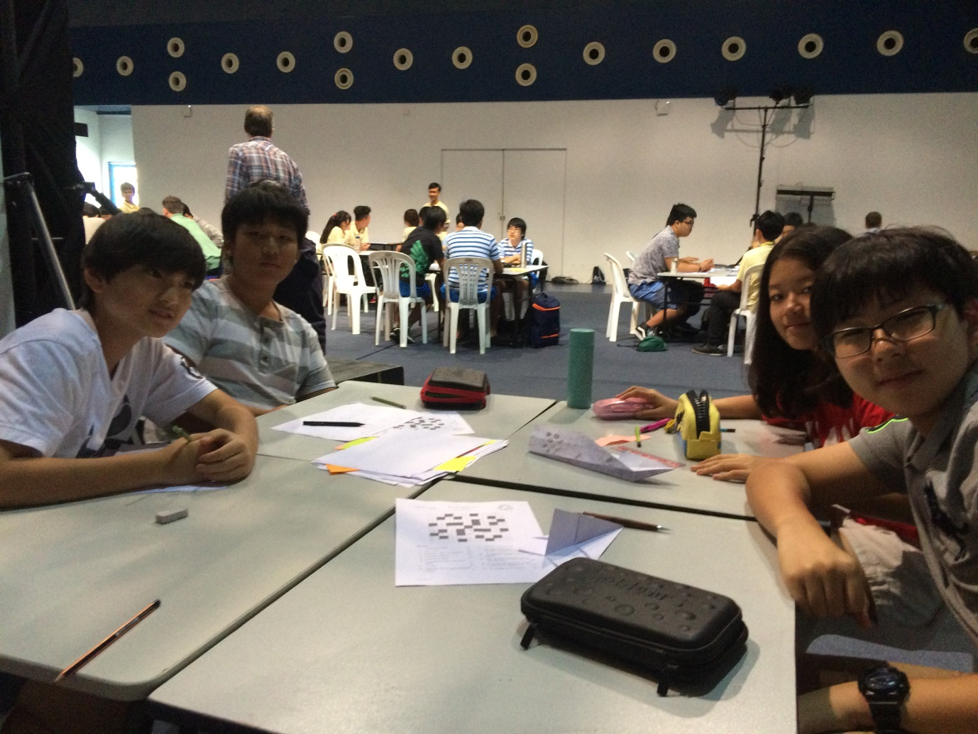 Saigon Intermediate Mathematics Challenge 2016 BIS HCMC 2