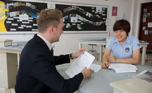 British International School Hanoi - Secondary student