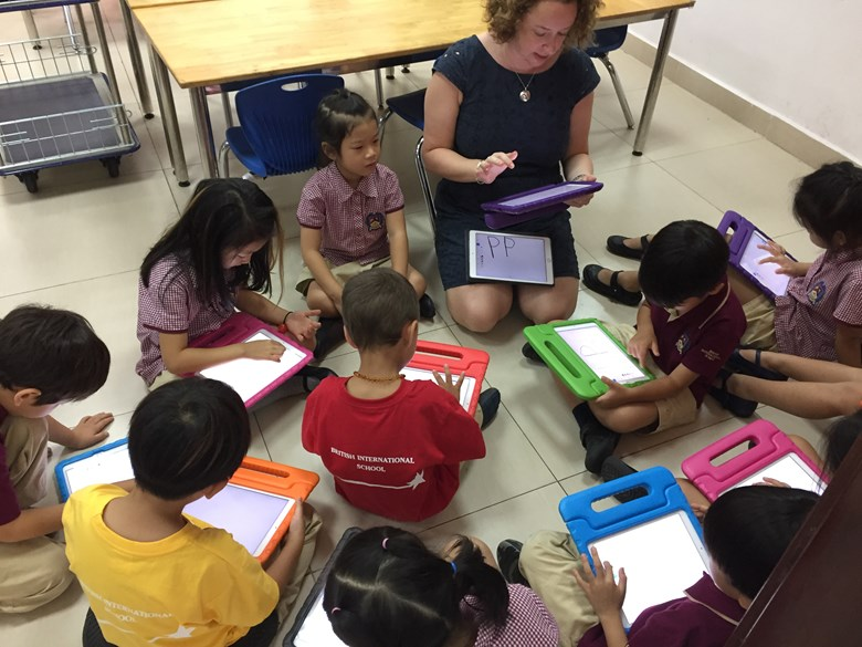 Primary News 22 Sep British International School Hanoi