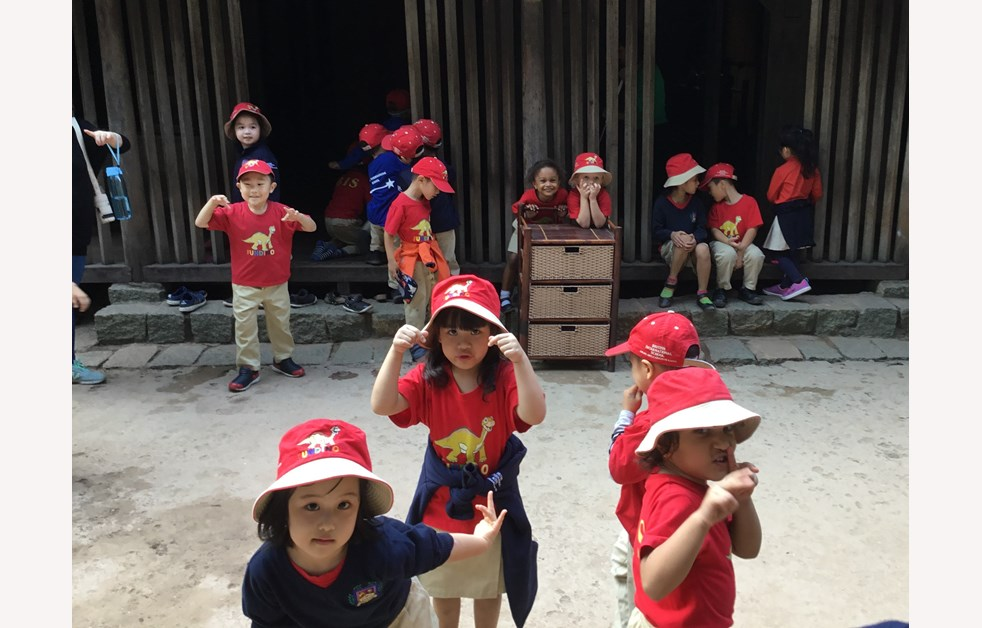 F3 visit to Vietnam Museum of Ethnology 6
