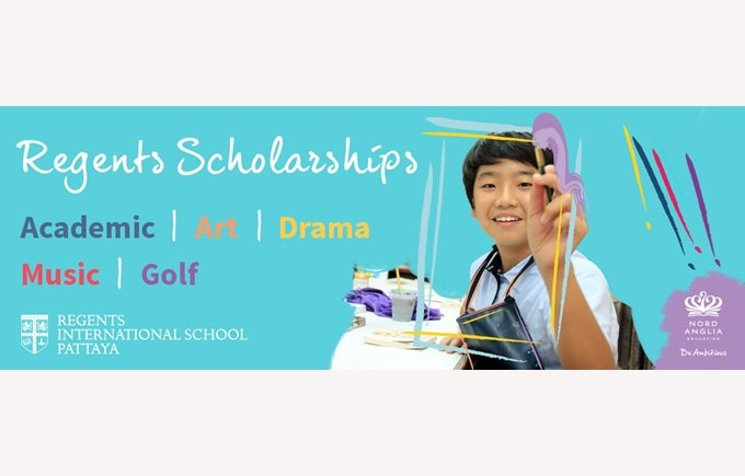 Music, Art, Drama Scholarships | Regents International School Pattaya
