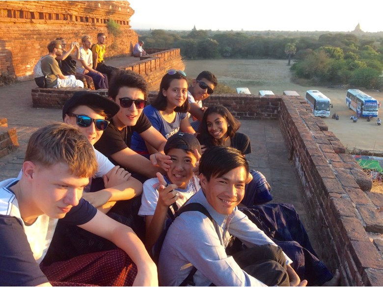 Years 10 and 11 Myanmar Trip Update: Day 4