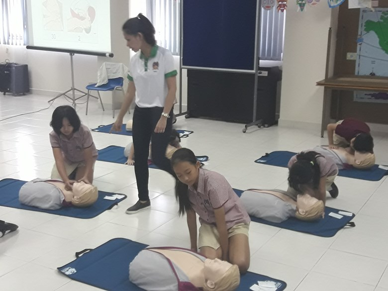 First Aid Training (2)