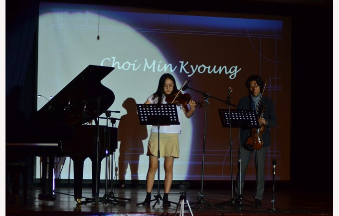 British International School Hanoi Gala Music Showcase