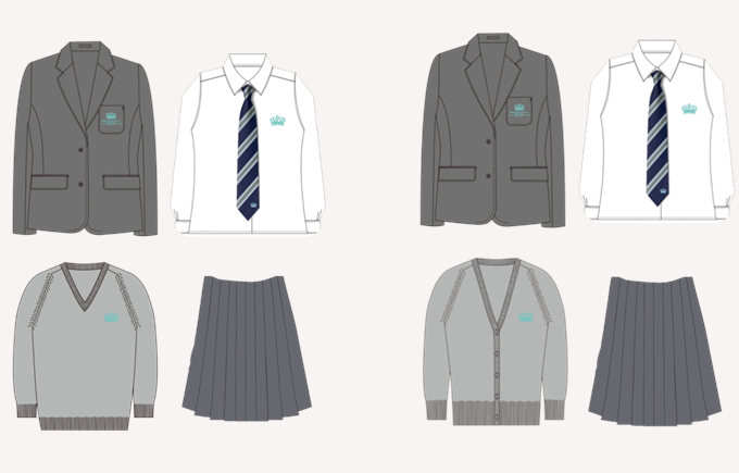 Secondary Girls Uniform