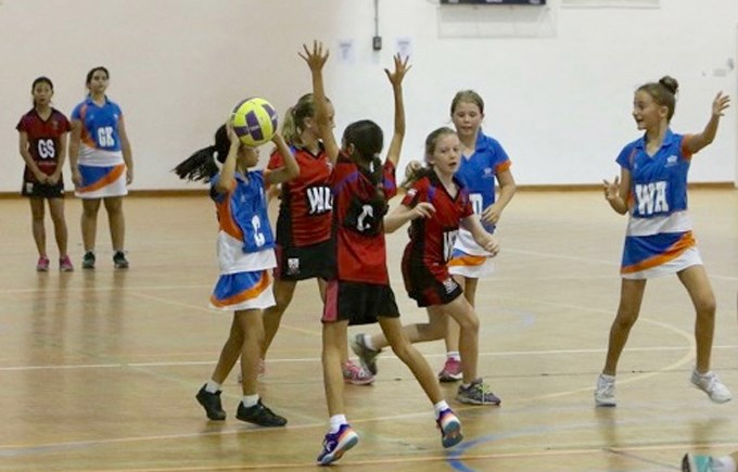 12 & Under Netball Brings Home Silver