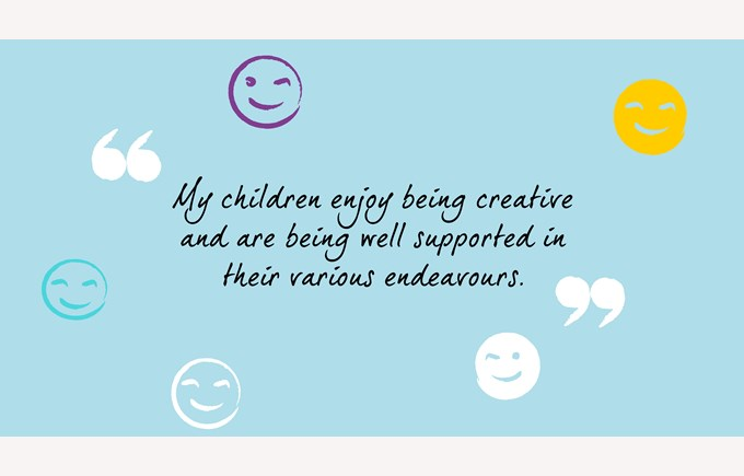 Parent Survey 2019 Results - quote 2