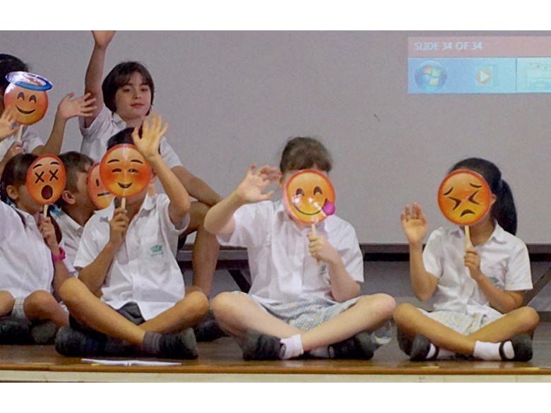Zones of Regulation at Upper Primary Assembly