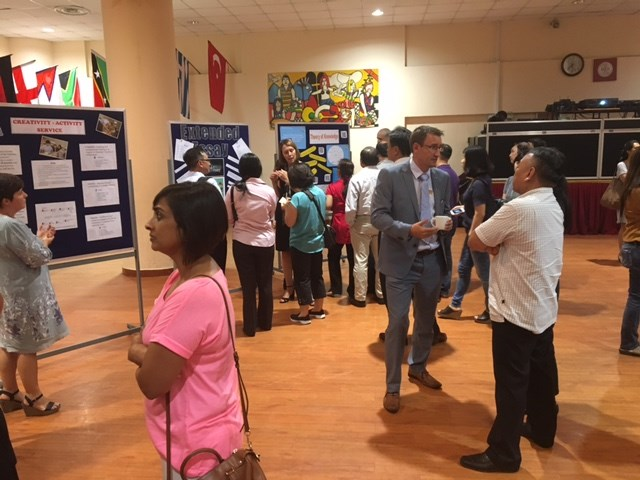 Year 12 Parent's information evening