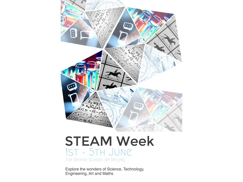 STEAM week poster