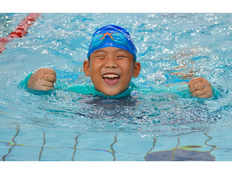 Swim Gala Year 4 Boy