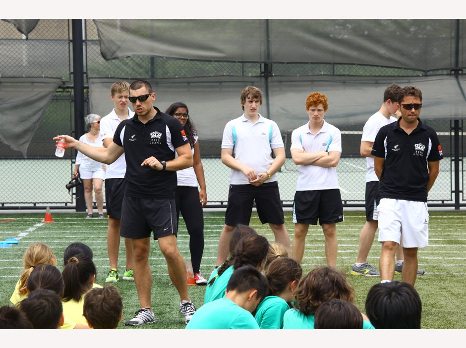 Year 7 & 8 Sports Day