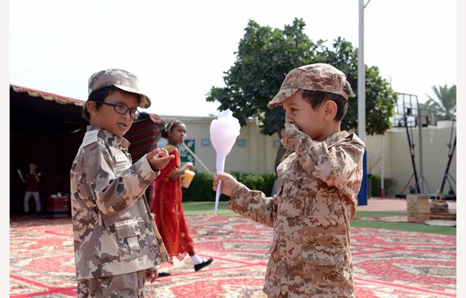 Qatar National Day at Compass School_5844