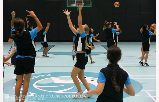 Sports Hall | Regents International School Pattaya