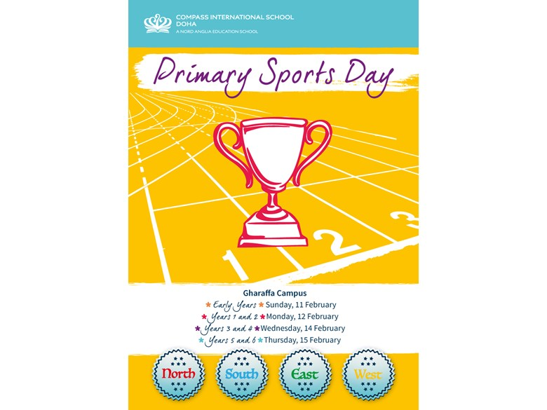 Gharaffa Primary Sports Day