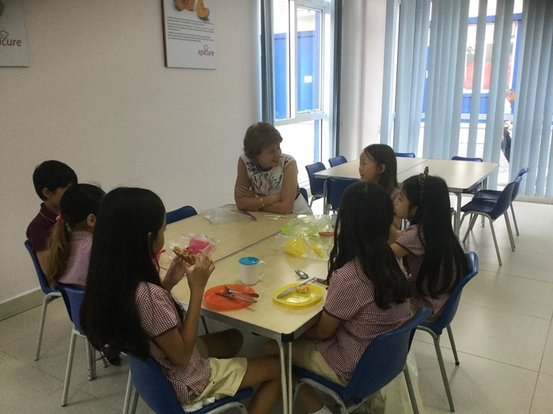 Britist International School Hanoi - Sleepover
