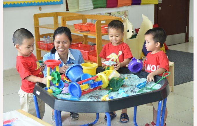 British International School Hanoi Primary