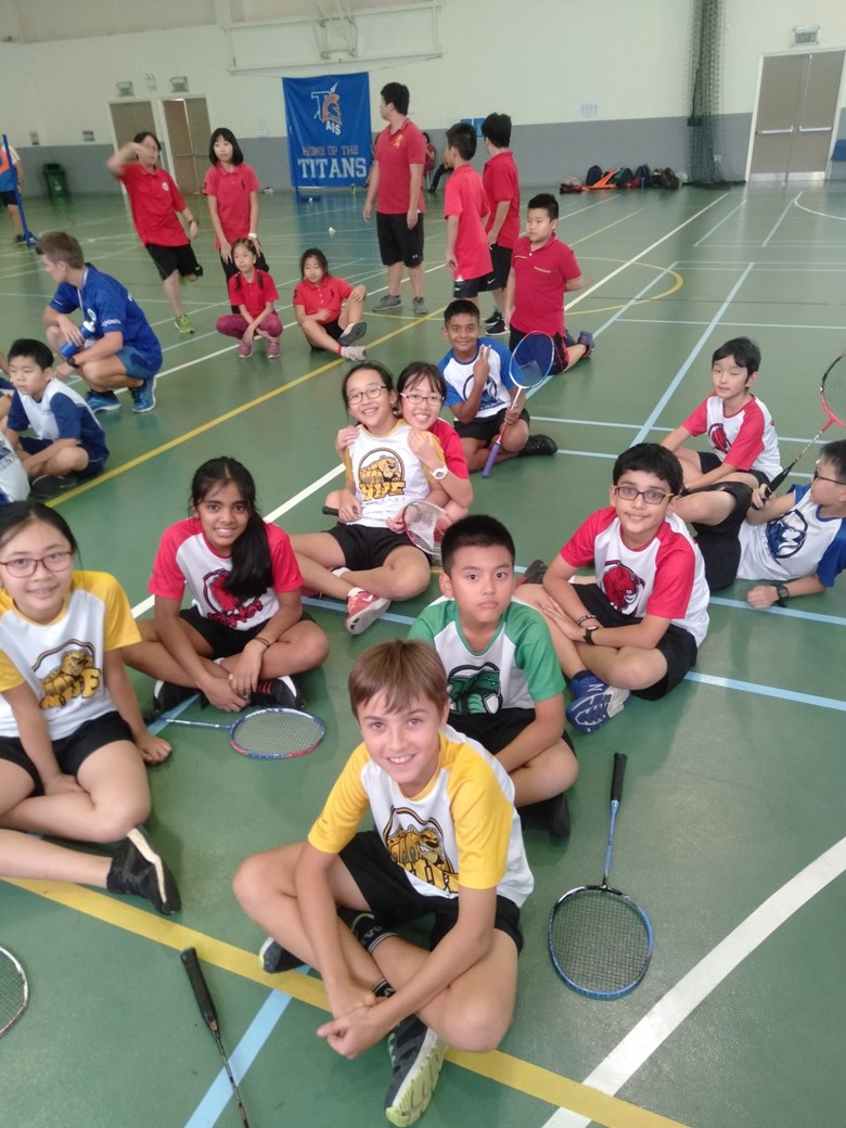 Badminton Match 2