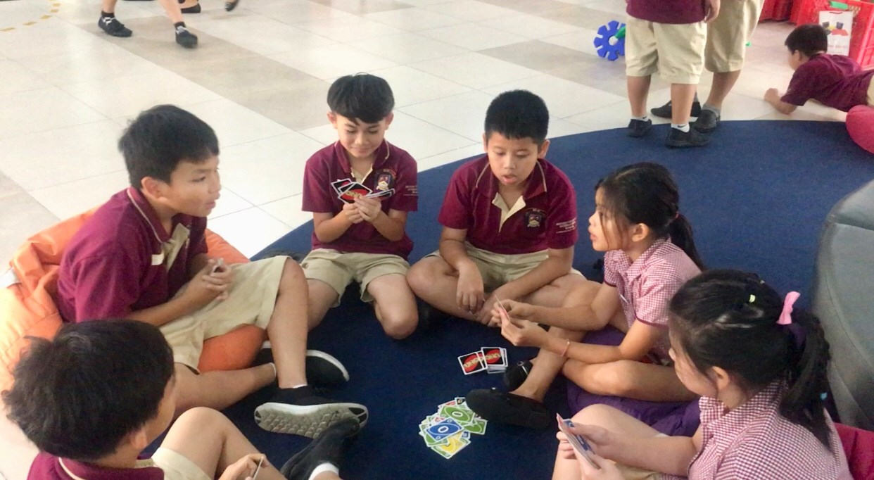 The benefits of playing cards BVIS HCMC