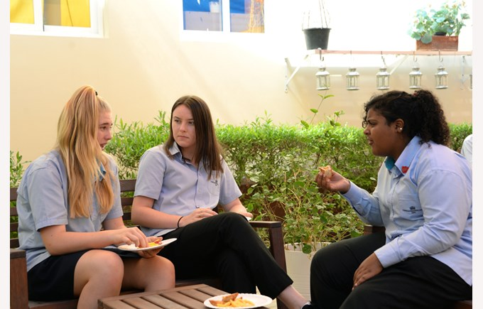 Madinat Khalifa Secondary Headlines | Monday 29 October