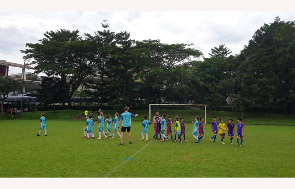 The NIS U10 Football_3