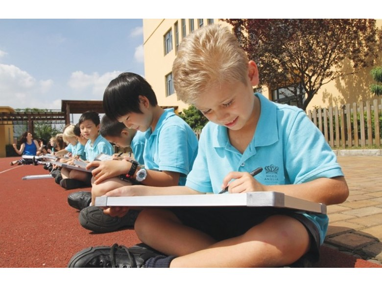 Nord Anglia Education visit