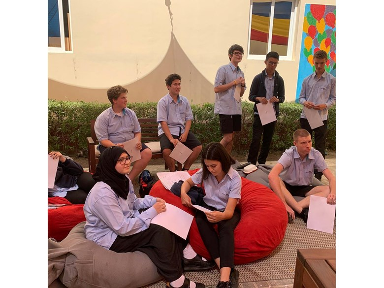 Madinat Khalifa Secondary Headlines | Monday 11 March
