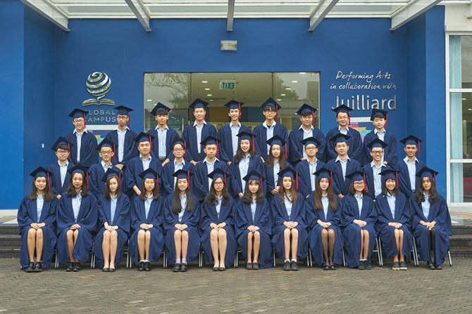 British International School Hanoi Y13 Graduation