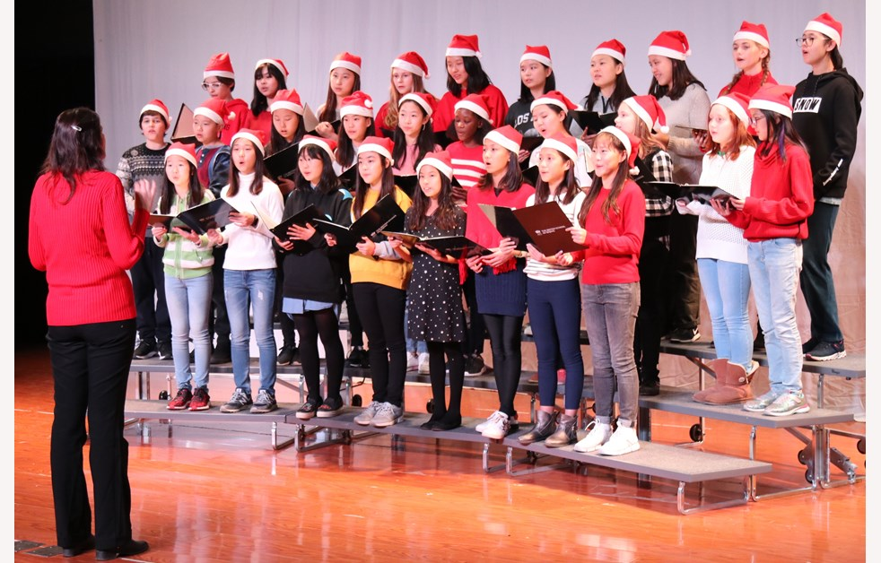 Christmas 19 - Secondary Choir