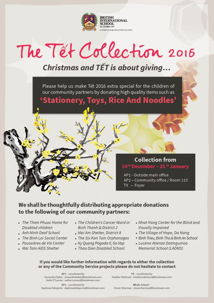 Tet Collection 2015/16