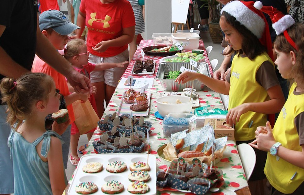 Dover Court International School Singapore DCA Christmas Fayre 2019