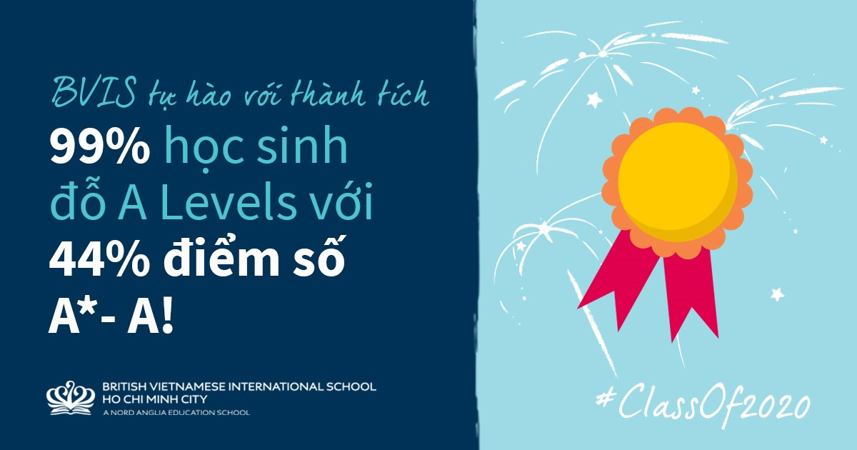 BVIS HCMC A Level Results 2019-2020
