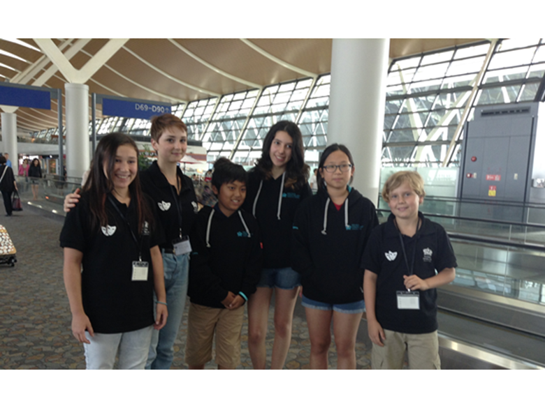 Students from the British International School Shanghai, Puxi travel to New York for the NAE Global Orchestra