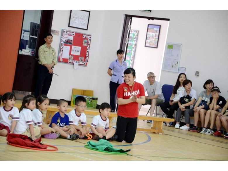 International Early Years School BVIS Hanoi Sports Day (1)