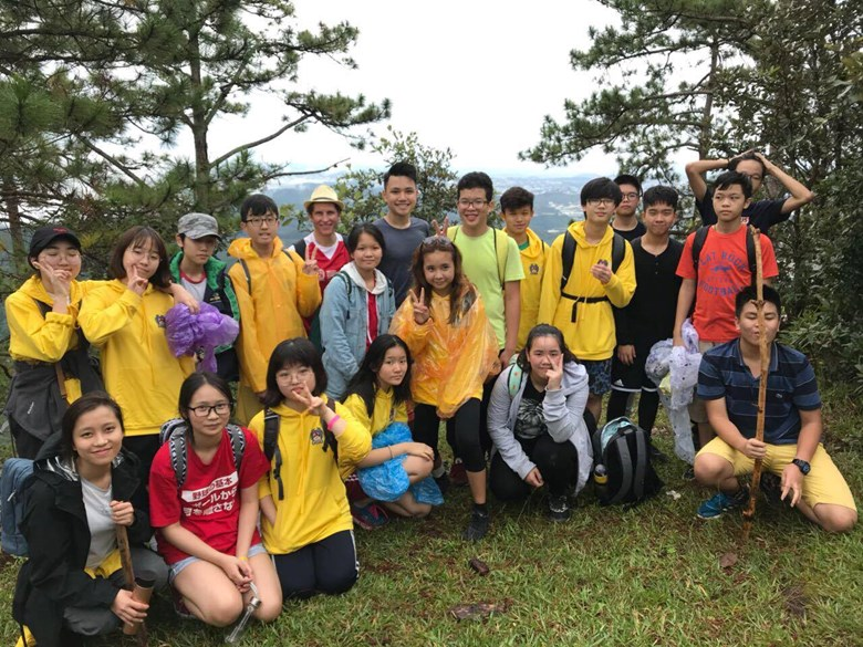 Y10&11PIB Trip to Da Lat 2017 British International School Hanoi