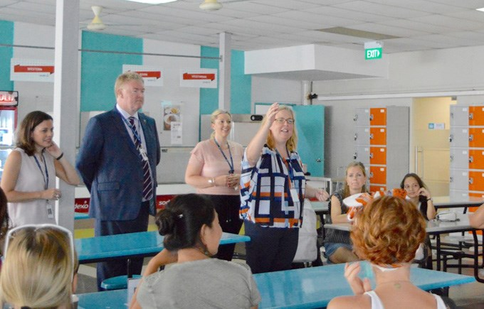 Reception Parent coffee morning