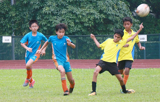 First Victory of the Season for Under 12 Boys Football